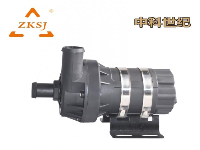 无刷直流汽车电子水泵 电动汽车大巴乘用循环水泵DC60D